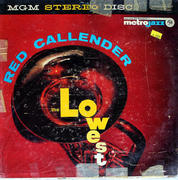 """Red Callender Vinyl 12"""" (Used)"""