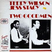 "Teddy Wilson / Jess Stacy Vinyl 12"" (Used)"