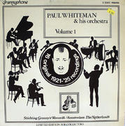 """Paul Whiteman And His Orchestra Vinyl 12"""" (Used)"""