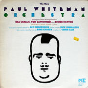 """The New Paul Whiteman Orchestra Vinyl 12"""" (Used)"""