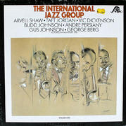 The International Jazz Group Vinyl 12""