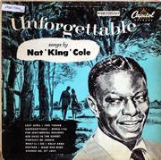 """Nat King Cole Vinyl 12"""" (Used)"""