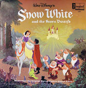 "Snow White And The Seven Dwarfs Vinyl 12"" (Used)"