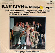 """Ray Linn And The Chicago Stompers Vinyl 12"""""""