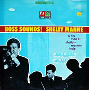 """Shelly Manne And His Men Vinyl 12"""" (Used)"""