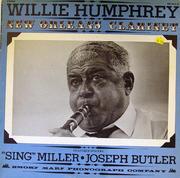 "Willie Humphrey Vinyl 12"" (Used)"