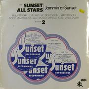 """The Sunset All Stars Vinyl 12"""" (New)"""