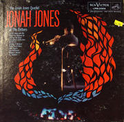 "The Jonah Jones Quartet Vinyl 12"" (Used)"