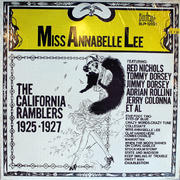 "The California Ramblers Vinyl 12"" (Used)"
