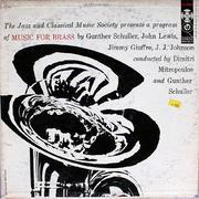 """Music For Brass Vinyl 12"""" (Used)"""