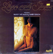 "Buddy Tate / Harry Edison Vinyl 12"""