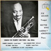 """Joe Wilder Vinyl 12"""" (Used)"""