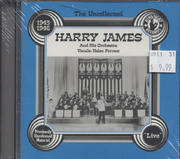 Harry James & His Orchestra CD