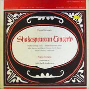 "Shakespearean Concerto Vinyl 12"" (Used)"