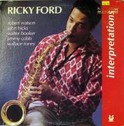 "Ricky Ford Vinyl 12"" (Used)"