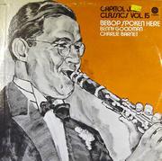 "Capitol Jazz Classics Vol. 15: Bebop Spoken Here Vinyl 12"" (Used)"