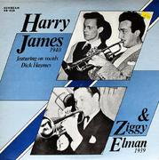 """Harry James / Ziggy Elman / Dick Haymes Vinyl 12"""" (Used)"""