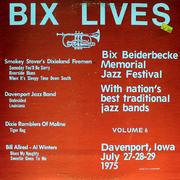 "Bix Lives: Volume 6, 1975 Vinyl 12"" (Used)"