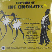 "Souvenirs Of Hot Chocolates Vinyl 12"" (New)"