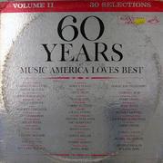 """60 Years of (Music America Loves Best) Volume II Vinyl 12"""" (Used)"""