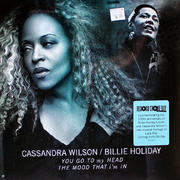 "Cassandra Wilson / Billie Holiday Vinyl 10"" (New)"