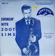 """Zoot Sims Vinyl 10"""" (New)"""
