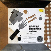 "George Shearing Quintet Vinyl 10"" (Used)"