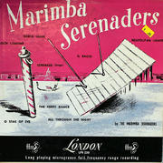 "Marimba Serenaders Vinyl 10"" (Used)"