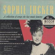 """Sophie Tucker Vinyl 7"""" (Used)"""