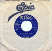 """Earl Bostic And His Orchestra Vinyl 7"""" (Used)"""