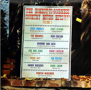 "The Honest-To-Goodness Country Music Hits Vol. 2 Vinyl 12"" (Used)"
