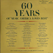 "60 Years of (Music America Loves Best) Volume I Vinyl 12"" (Used)"