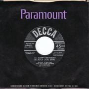 "Bing Crosby / Ken Darby / Victor Young Vinyl 7"" (Used)"
