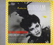 Katherine Dunham And Ensemble 78