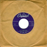 """Nat King Cole And His Trio Vinyl 7"""" (Used)"""