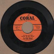 "Don Cornell, Alan Dale, Johnny Desmond Vinyl 7"" (Used)"
