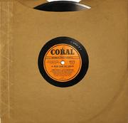 Jimmy Dorsey / Buddy Schutz 78