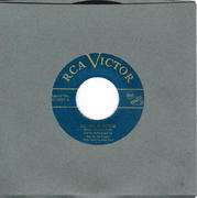 "Charlie Ventura And His Orchestra Vinyl 7"" (Used)"