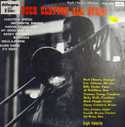 "Buck Clayton All Stars Vinyl 10"" (Used)"