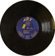 """Lou Adams Vinyl 10"""" (Used)"""