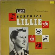 "Beatrice Lillie Vinyl 10"" (Used)"
