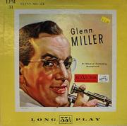 """Glenn Miller Vinyl 10"""" (Used)"""