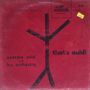 """Georgie Auld & His Orchestra Vinyl 10"""" (Used)"""