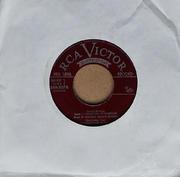 """Mario Lanza Vinyl 7"""" (Used)"""