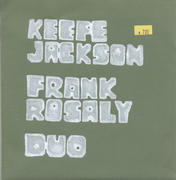 """Keefe Jackson / Frank Rosaly Duo Vinyl 7"""" (Used)"""