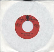 "B.B. King / T-Bone Walker Vinyl 7"" (Used)"