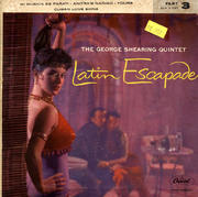 "The George Shearing Quintet Vinyl 7"" (Used)"
