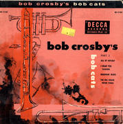 "Bob Crosby's Bob Cats Vinyl 7"" (Used)"