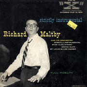 """Richard Maltby And His Orchestra Vinyl 7"""" (Used)"""