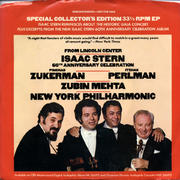 "Isaac Stern Vinyl 7"" (Used)"